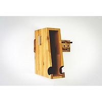 Kệ gỗ treo xe đạp FS005-7