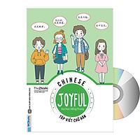 Joyful Chinese - Vui Học Tiếng Trung - Tập Viết Chữ Hán + DVD tài liệu quà tặng