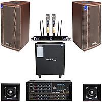 Dàn âm thanh karaoke gia đình KPS - 7700S BellPlus (hàng chính hãng)