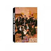 Lomo nhóm Wanna One Ipu mẫu số 3