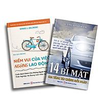 Bộ sách 2 cuốn Niềm Vui Của Việc Ngừng Lao Động + 14 Bí Mật Gia Tăng Tài Chính Mỗi Ngày