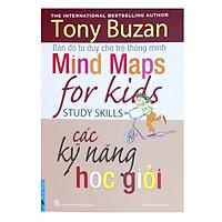 Tony Buzan - Các Kỹ Năng Học Giỏi (Tái Bản)