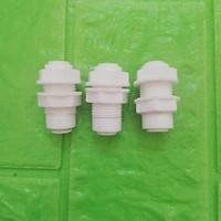 Combo 3 nút cấp ren dây 6 máy lọc nước nóng lạnh - Chính hãng