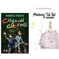 Combo sách văn học hay : Chiến binh cầu vồng + Hoàng tử bé - Combo sách hay có tầm ảnh hưởng sâu rộng - Tặng kèm bookmark thiết kế
