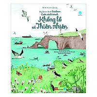Cuốn Sách Kiến Thức Bách Khoa Cho Bé Cực Hay: Big Picture Book Out Doors - Cuốn Sách Tranh Khổng Lồ Về Thiên Nhiên