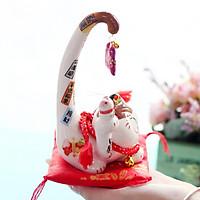 Mèo Thần tài Jinshi Đuôi dài