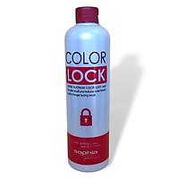 Thuốc khóa màu nhuộm (Phủ bóng, phủ mịn) Sophia Platinum Color Lock 530ml