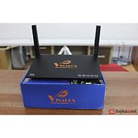 VINABOX X9 – RAM 2G, ANDROID 7.1.2 NOUGAT, HỖ TRỢ GOOGLE ASSISTANT THÔNG MINH - HÀNG CHÍNH HÃNG