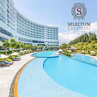Selectum Noa Resort 5* Cam Ranh Nha Trang - Buffet Sáng, Hồ Bơi, Công Viên Nước, Xe Đón Tiễn Sân Bay Và Trung Tâm Nha Trang, Miễn Phí 01 Trẻ Dưới 12 Tuổi