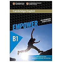 Cambridge English Empower Pre-Intermediate Student's Book: Pre-intermediate