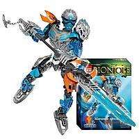 Mô hình đồ chơi siêu nhân Robot Bionicle 610-3 Gali Water