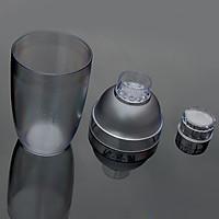 Bình Lắc Pha Chế Nhựa Cocktall Shaker 530ML