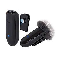 Micro Thu Âm Wireless LENSGO LWM-318C Đen ( 1 Phát + 1 Thu ) - Hàng Chính Hãng