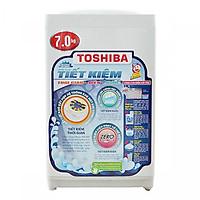 Máy giặt Toshiba 7 kg AW-A800SV WB - Hàng Chính Hãng