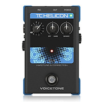 TC-Helicon VoiceTone C1 Hardtune and Pitch Correction Pedal-Hàng Chính Hãng