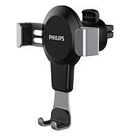Giá đỡ điện thoại cao cấp Philips DLK35008 Khả năng xoay 360º, tương thích với mọi loại xe- Hàng nhập khẩu