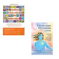 Bộ 2 cuốn sách giúp bạn học cách yêu thương bản thân: Những Cảm Xúc Bị Dồn Nén - Cái Tôi Được Yêu Thương