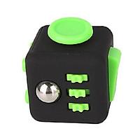 Khối Rubik Fidget Cube Hình Xúc Xắc Giảm Stress - màu ngẫu nhiên