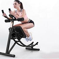 Máy tập bụng đa năng 4.0  - Chất liệu thép chịu lực cao - Hỗ trợ tập cơ bụng cơ lưng cơ tay cơ ngực
