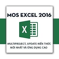 Thi pass chứng chỉ MOS Excel 2016 sau 10 giờ thực hành chuyên sâu - TinhocPST