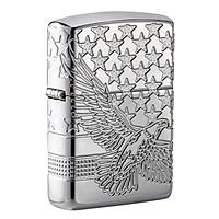 Bật Lửa Zippo Patriotic Design 49027