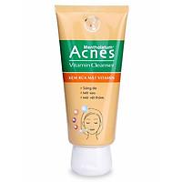 Sữa Rửa Mặt Vitamin Acnes (100g)