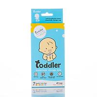 Túi trữ sữa mẹ toddler 250ml-Hộp 49 túi ( tặng kèm 1ziplock mini)