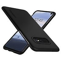 Ốp lưng dành cho Galaxy S10 E Case Thin Fit Black - Hàng chính hãng