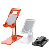 Giá đỡ điện thoại, Ipad để bàn đa năng gấp gọn tiện dụng K9 - Hàng chính hãng