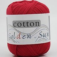Sợi Cotton Sun Golden