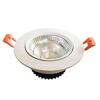Đèn LED Âm Trần COB Công Suất 8W GSATX08 GS Lighting Ánh sáng trung tính