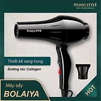 Máy sấy tóc Bolaiya công suất lớn 1800W - 2 chế độ sấy, 3 chế độ nhiệt - Hàng chính hãng