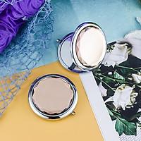 Gương tròn mini đáng yêu cho bạn nữ - Shop giao màu ngẫu nhiên