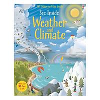 Sách tương tác tiếng Anh - Usborne See Inside Weather and Climate