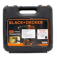 Máy khoan pin Black&Decker BDCHD18K2AC