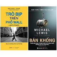 Combo Sách Kinh Tế Hay : Trò Bịp Trên Phố Wall + Bán Khống