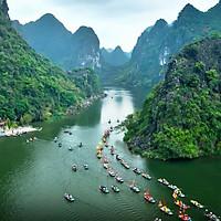 Tour 4N3Đ Khởi Hành Thăm Quan Hà Nội - Ninh Bình - Hạ Long Bay - Hạ Long Park
