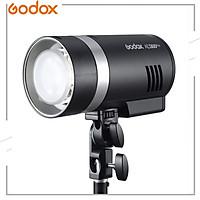Đèn flash Godox AD300 Pro 2,4 GHz  dùng pin ( 300W, dung lượng pin 2600mAh) Hàng chính hãng