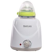 Máy hâm sữa và tiệt trùng bình sữa 4 chức năng Mum's Care