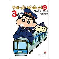 Shin - Cậu bé bút chì - Tập 03