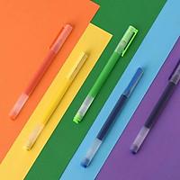 Bút viết Xiaomi  0,5mm gel bút đồ dùng học tập văn phòng phẩm 5 cái bút viết màu