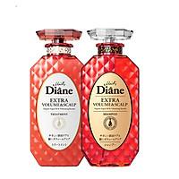 Bộ dầu gội & xả  chống rụng & làm phồng  Moist Diane Extra Volume & Scalp (450ml*2)