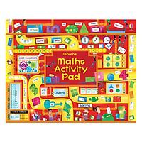 Sách tương tác tiếng Anh - Usborne Maths Activity Pad