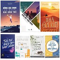 Combo Sách Nên Đọc Một Lần Trong Đời :  Đừng Lựa Chọn An Nhàn Khi Còn Trẻ +  Cân Bằng Cảm Xúc +  Nóng Giận Là Bản Năng  +  Nhà Giả Kim +  Sống Thực Tế Giữa Đời Thực Dụng +  Dám Bị Ghét +  Tuổi Trẻ Đáng Giá Bao Nhiêu / BooksetMK
