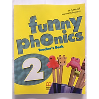 Funny Phonics 2 (Teacher's Book)