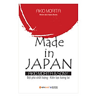 Made In Japan (Tái Bản 2018)