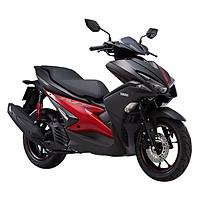 Xe Máy Yamaha NVX 125 Premium - Đen Nhám Đỏ