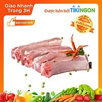 [Chỉ giao HN] - Sườn non Heo NKP (1kg) - được bán bởi TikiNGON - Giao nhanh 3H