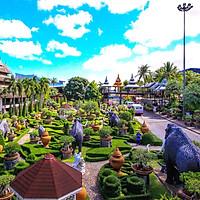 Vé Vào Cổng + Show Văn Hóa Thái + Show Biểu Diễn Voi Tại Vườn Nhiệt Đới Nong Nooch Ở Pattaya, Thái Lan