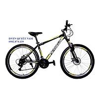 Xe đạp địa hình Thống Nhất MTB 26-07 (Tặng kèm chắn bùn trước và sau) - Hàng chính hãng